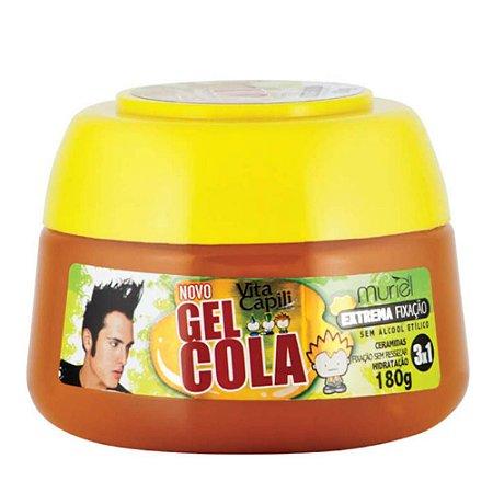 Gel Cola VitaCapili Laranja Muriel 180g