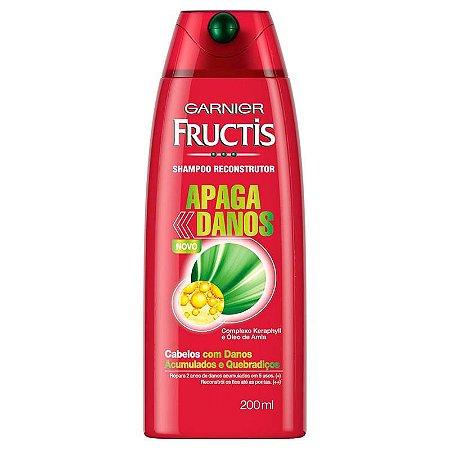 Fructis Shampoo Apaga Danos 200ml