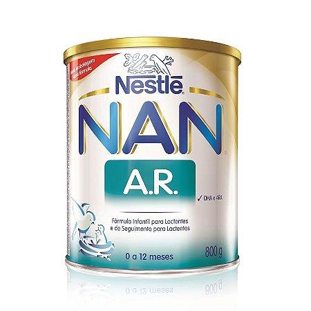 Leite NAN  A.R. 800g