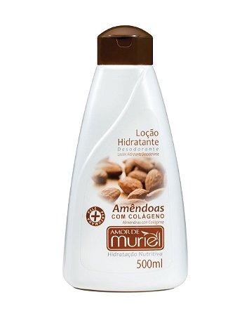 Hidratante Amor de Muriel Amendoas com Colageno 500ml