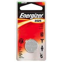 BATERIA ENERGIZER ECR 2025