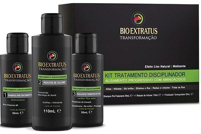 Kit Transformação Progressiva Bio Extratus 210ml