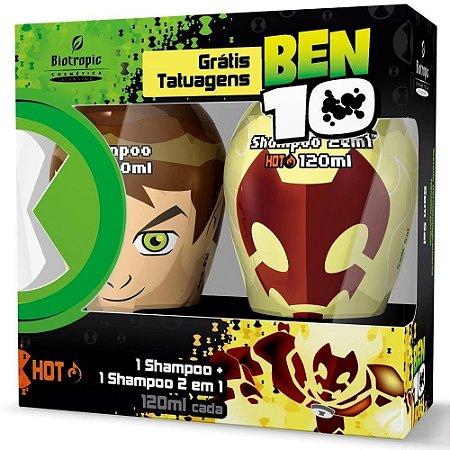 Kit Ben 10 Hot - Chama