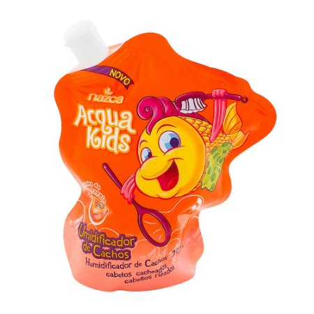 Acqua Kids Umidificador de Cachos 250mL