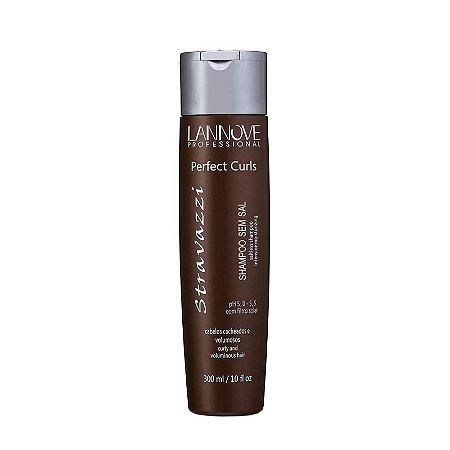 Shampoo Lannove Perfect Curls Cab. Caheados 300ml