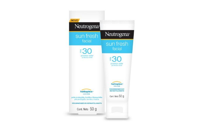 Neutrogena Protetor Solar Facial Com Vitamina E FPS30 50ml