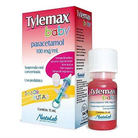 Paracetamol  - TYLEMAX BABY 15 ML