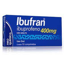 IBUPROFENO 300MG 20CPR  - IBUFRAN