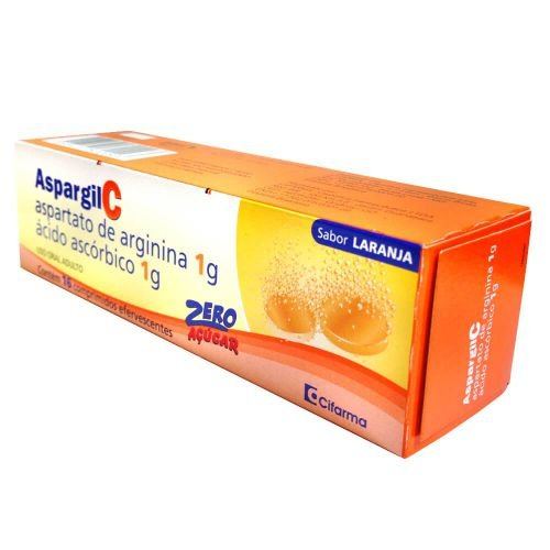 ASPARGIL C 16 Cpr Efervecentes - Cifarma