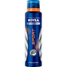Desodorante Nivea Aerosol 150ml Men Sport