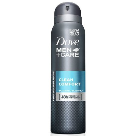 Desodorante Dove Aerosol Men 150ml Cuidado Total