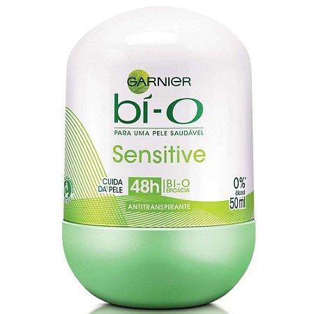 Desodorante Garnier BI-O Roll On Feminino Sensitive