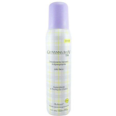 Desodorante Giovanna Baby Aerosol  150ml Lilas