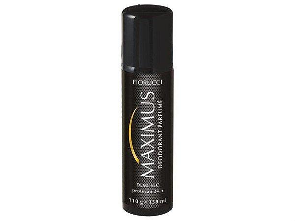 Desodorante AEROSOL FIORUCCI MAXIMUS 110G
