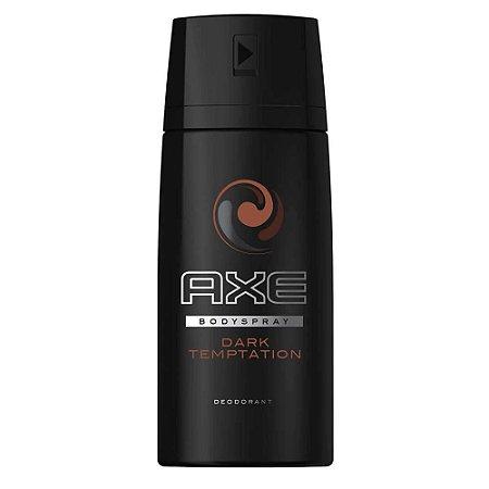 Desodorante Axe Aerosol BodySapray  Dark Temptation 150ml/96