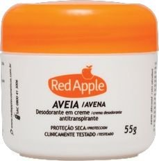 DESODORANTE RED APPLE IAVENA 55GR CREME