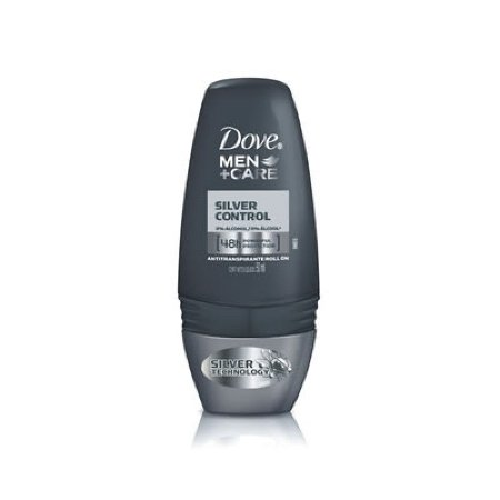 Desodorante Dove Roll On 50ml Men antibac