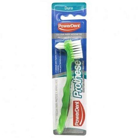 Escova Dental Protese Power Dent Dura