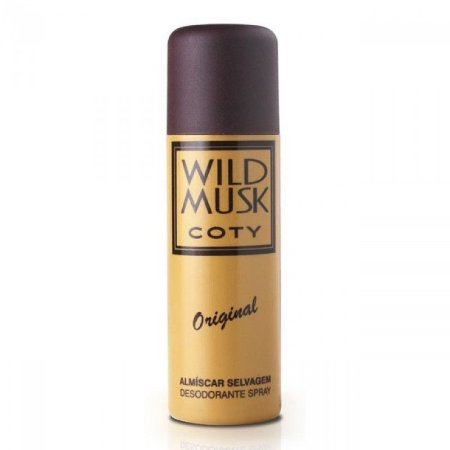 Desodorante Wild Musk Spray 90ML