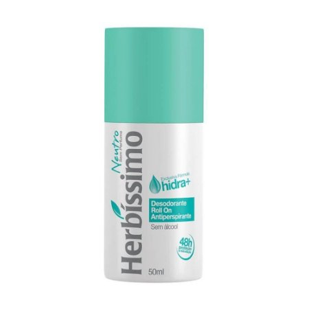 Desodorante Herbissimo Rollon Neutro  50ml