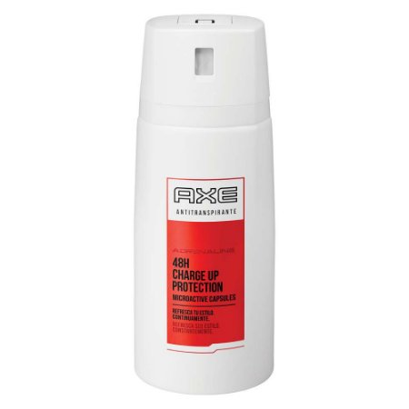 Desodorante Axe Aerosol Antitranspirante Adrenaline 152ml