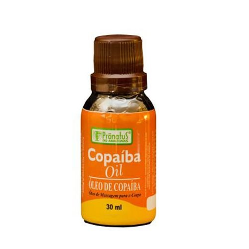 OLEO DE COPAIBA 30 ML Pronatus (massagem corporal)
