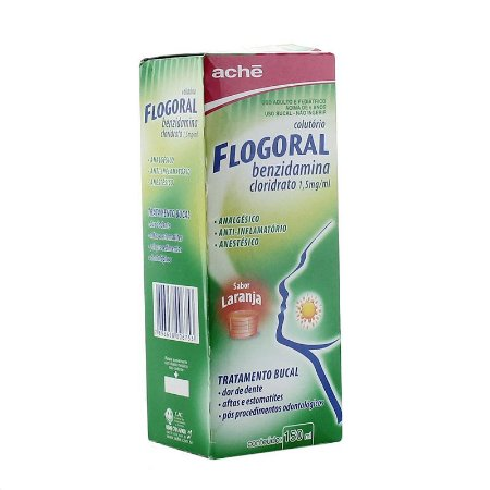 FLOGORAL COL MENTA 150ML