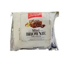 Mini Brownie Avelãs 30gr Jacquet
