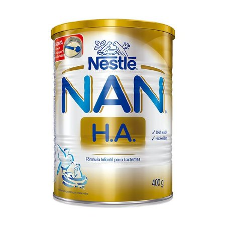 Leite Nan H.A. 400gr
