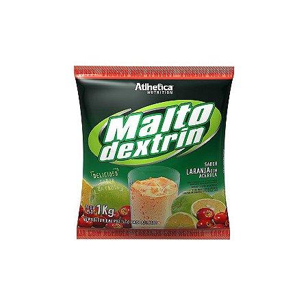 Malto Dextrin Morango 1kg - Athetica Nutrition