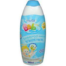 Shampoo Umidiliz Baby Cachos Perfeitos Menino 150ml - Muriel