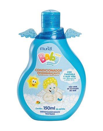 Condicionador Umidiliz Baby Menino 150ml Muriel