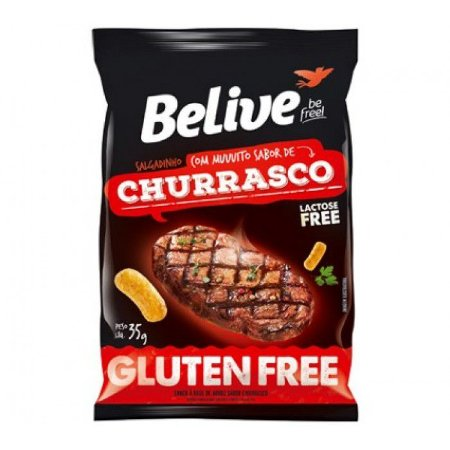 SNACKS CHURRASCO 35GR BELIVE