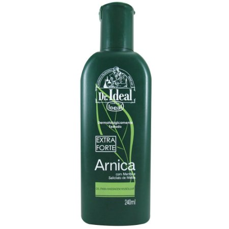 Gel de Massagem Dr. Ideal Arnica Extra Forte  240gr