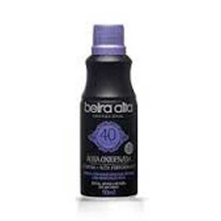 Agua Oxigenada Beira Alta Black 40vol 90ml