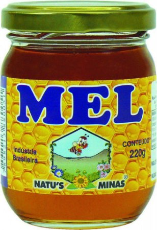 Mel Puro Pote 220g  Natu´s Minas