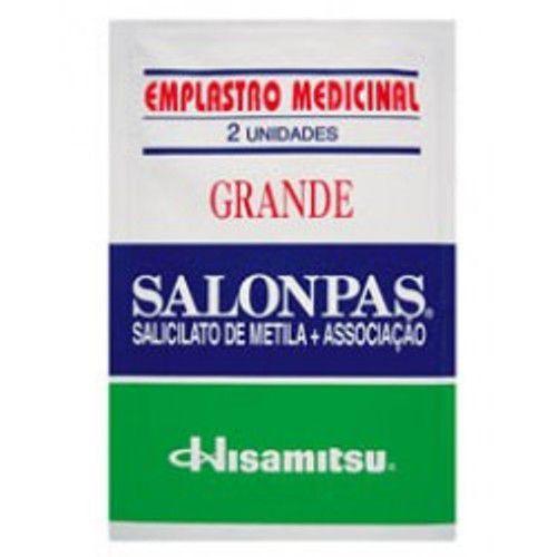 SALONPAS EMPLASTRO GDE 2UN