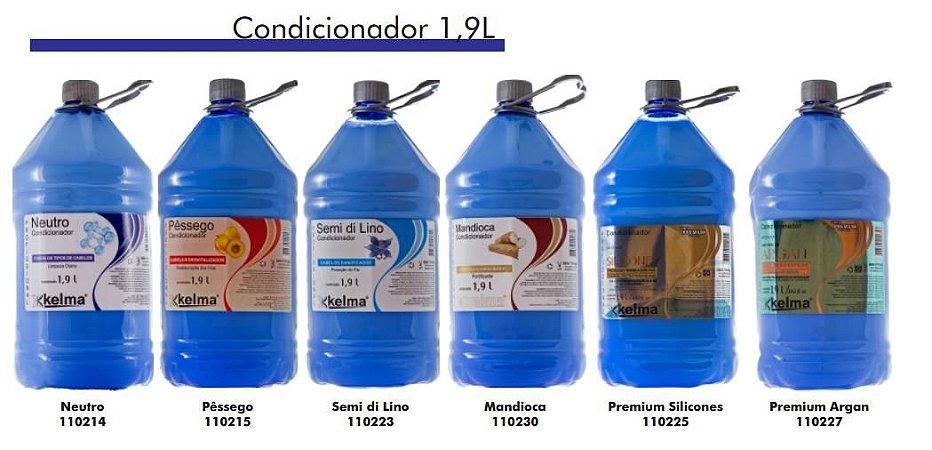 Condicionador Kelma de 1,9 litros