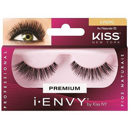 kiss NY Cilios Au Naturale 02 KPE09S