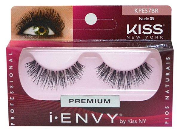 kiss NY Cilios Nude 05 KPE57BR