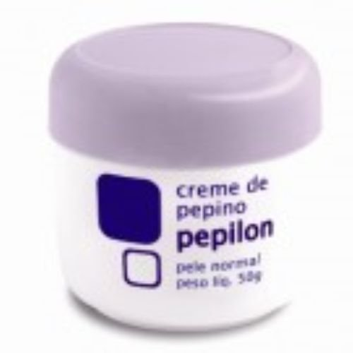 creme facial pepilon pele normal 50g