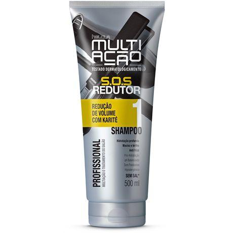 Shampoo Helcla Multiação 400ml s.o.s redutor