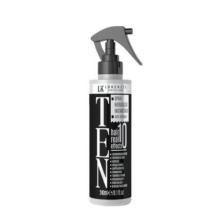Spray Hidratação Lokenzzi TEN10  Instantânea 240ml