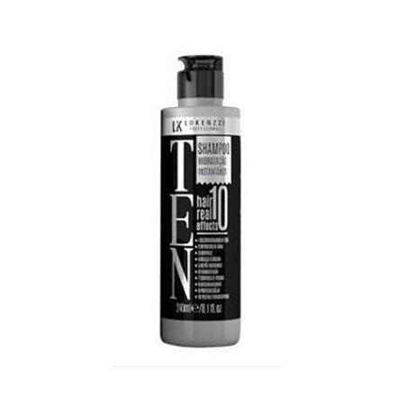 Shampoo Lokenzzi Hidratação Instantanea 10 Effects 240mL