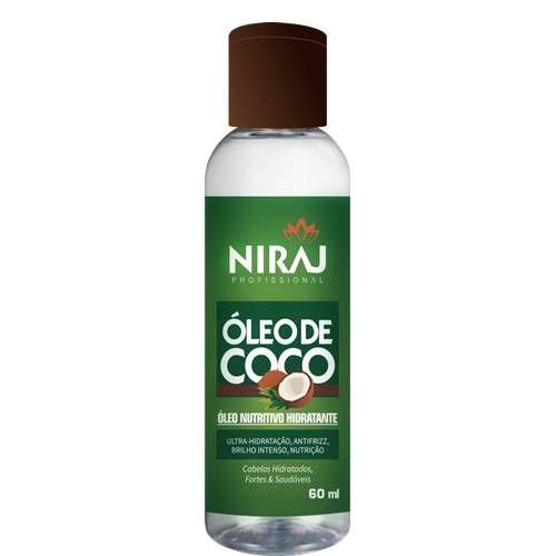 Niraj Óleo de Coco 60mL