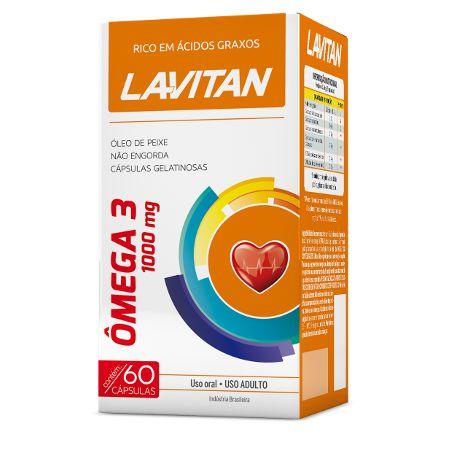 Lavitan Omega3 1000mg 60caps