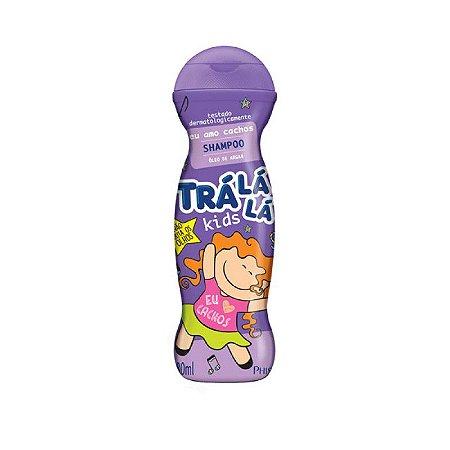 Shampoo TraLaLa Kids Cachos 480mL
