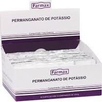 Permanganato De Potassico 10cpr Farmax