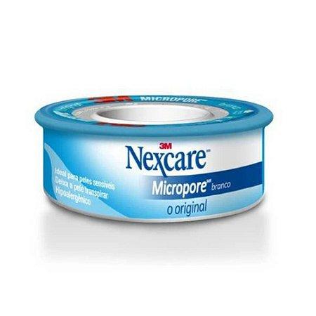 Micropore Nexcare Branco 12mm x 4,5m