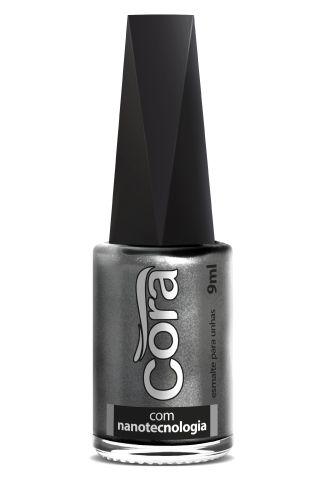 Esmalte Cora Black Aluminium 9ml